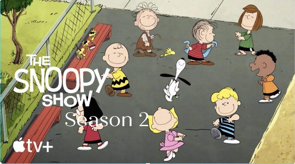 The Snoopy Show season 2