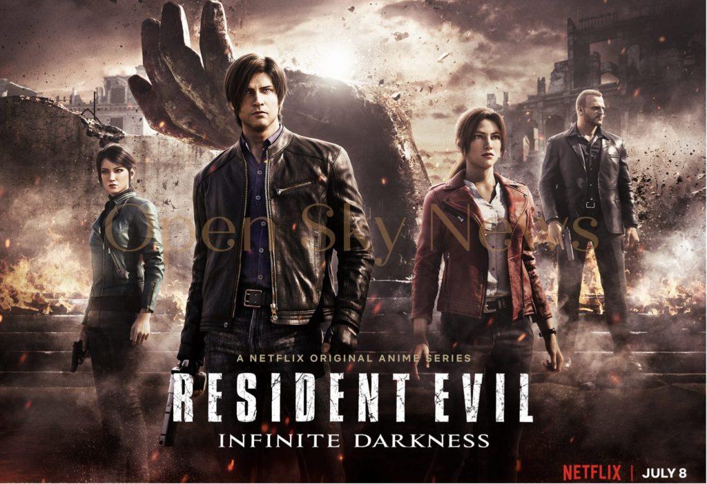 Resident Evil: Infinite Darkness season 2